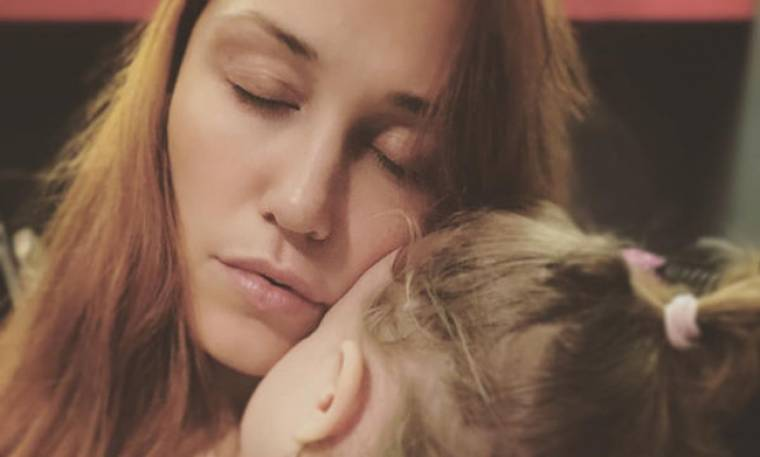 Η Πηνελόπη Αναστασοπούλου μιλά σε αποκλειστική συνέντευξη για τα δύο χρόνια μητρότητας