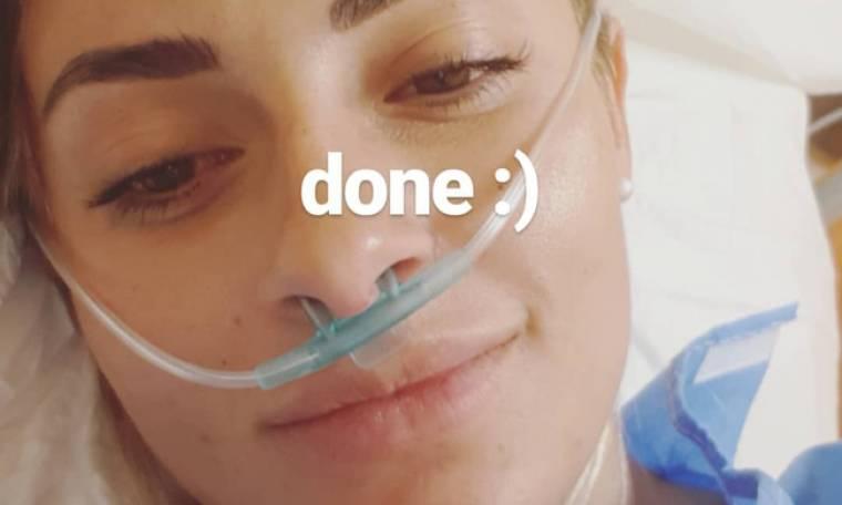 Στο νοσοκομείο με οξυγόνο η Βασιλική Μιλλούση
