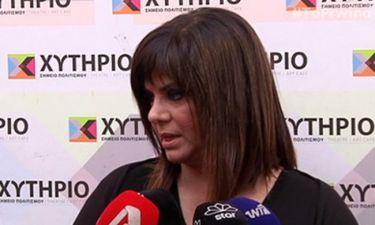 Η Παναγοπούλου στηρίζει τον Παπαγιάννη: «Τον ξέρω καλά τον Μάνο. Δεν είναι τέρας»