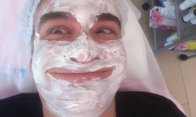 Φράπα ο Έλληνας ηθοποιός μετά τον καθαρισμό