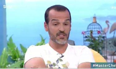 MasterChef 2: Γιώργος Φασιλής: «Άρχισα αν αλλάζω γνώμη για τον Τζώρτζη όταν…»