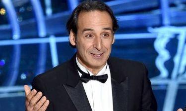 Αλεξάντρ Ντεσπλά: «Merci, Γάλλος είμαι, αλλά είμαι μισοέλληνας και ο μισοέλληνας είναι Έλληνας!»