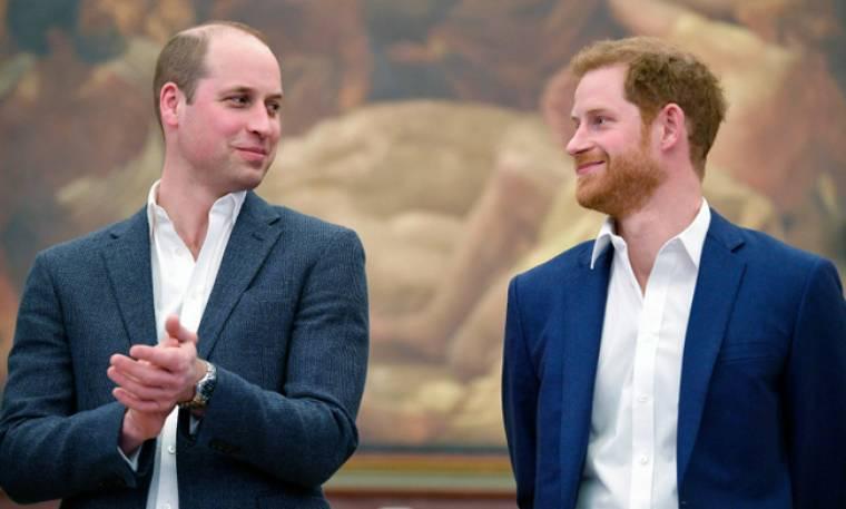 Η απίστευτη ατάκα του Πρίγκιπα William για την κουμπαριά με τον Harry