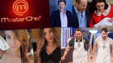 Η Αθηνά πριν και μετά τις αισθητικές αλλαγές, ο τελικός του Master Chef2 και το νέο βήμα του Λάτσιου