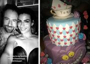 Η Τόνια Σωτηροπούλου γιόρτασε τα γενέθλιά της έχοντας στο πλευρό της τον Μαραβέγια!
