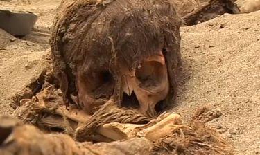Μεγάλη αρχαιολογική ανακάλυψη: Aυτή είναι η μεγαλύτερη θυσία παιδιών στην ιστορία