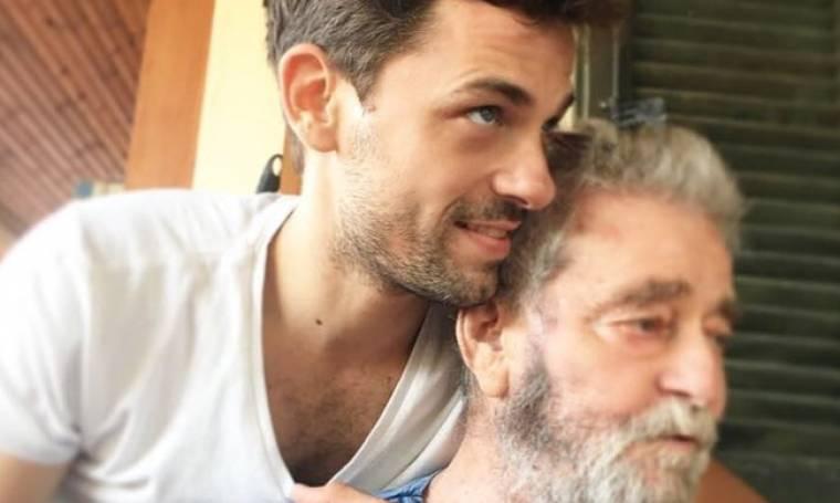 Αποστόλης Τότσικας: Δείτε τι δήλωνε για εκείνον πριν μερικά χρόνια ο πατέρας του