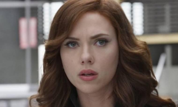 Απίστευτο σκηνικό στους αιθέρες με την Scarlett Johansson