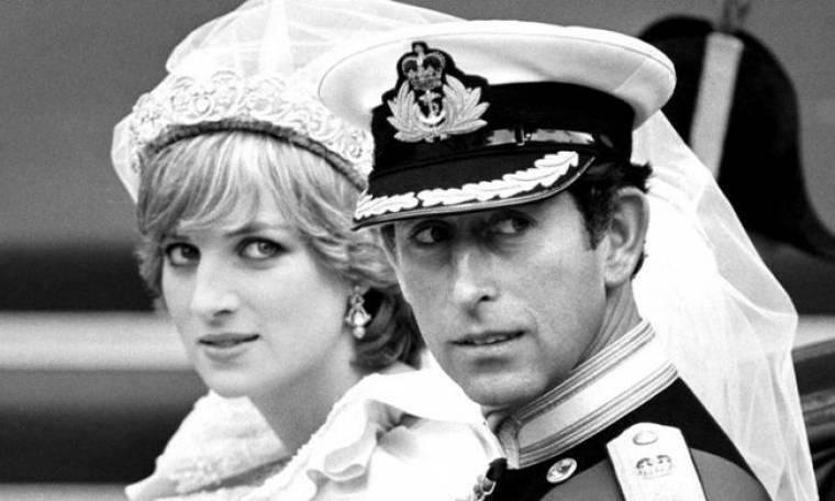 Η λεπτομέρεια που κανείς μέχρι σήμερα δεν είχε προσέξει φωτογραφίες Charles - Diana