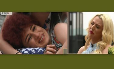 Power of love: Απαρηγόρητες Στέλλα και Κλαούντια με την αποχώρηση του Νίκου