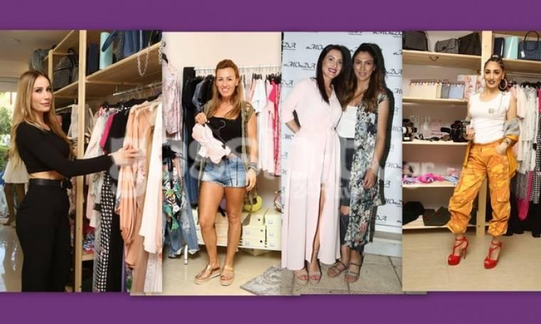 Τα κορίτσια της showbiz πήγανε για… ψώνια