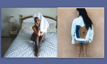 Κόνι Μεταξά: Το Instagram κατέβασε φωτογραφία της ως ακατάλληλη