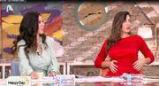 Η Δραγούμη αποκάλυψε πως έχασε τα 25 κιλά της εγκυμοσύνης της και έμειναν κάγκελο στο Happy Day