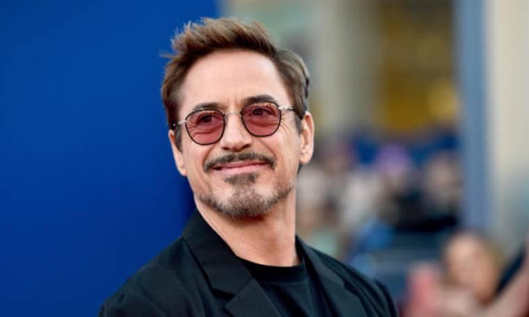 Robert Downey Jr: «Είχα τα στοιχεία και τα σημάδια για τον Iron Man»