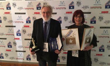 Η ταινία «Καζαντζάκης» του Γιάννη Σμαραγδή κέρδισε 4 βραβεία στην Αμερική
