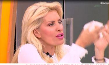 Ελένη: Άστραψε και βρόντηξε στους συνεργάτες της – Τι την εκνεύρισε;