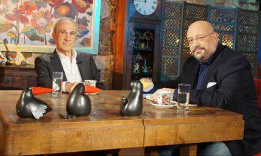 Ο Αλέξης Κωστάλας στην εκπομπή «Η ζωή είναι στιγμές»
