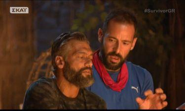 Survivor 2: Σώζων: «Θα ψηφίσω όποιον προσπαθεί να με διαβάλει»- Χαμός με τον Κρητικό