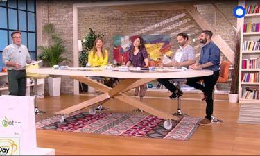 Happy Day: Η Δέσποινα Καμπούρη άφησε άφωνη την ομάδα της Τσιμτσιλή με την εμφάνισή της!