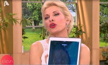 Ελένη: Το τηλεφώνημα του γιου της Άγγελου on air: «Παιδί μου κλείσε, έχω εκπομπή»!