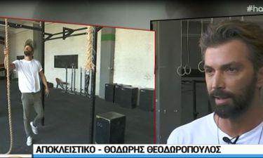Θεοδωρόπουλος: «Θα κινηθώ νομικά κατά του Survivor. Είναι ζητήματα δυσφήμισης προς το πρόσωπό μου»!