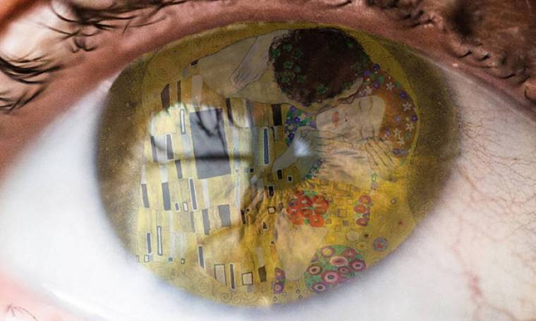 Atelier des Lumières: 3.000 τετραγωνικά μέτρα φωτός φέρνουν τον Κλιμτ στο Παρίσι