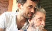 Αποστόλης Τότσικας: Η πρώτη του φωτό μετά το θάνατο του πατέρα του