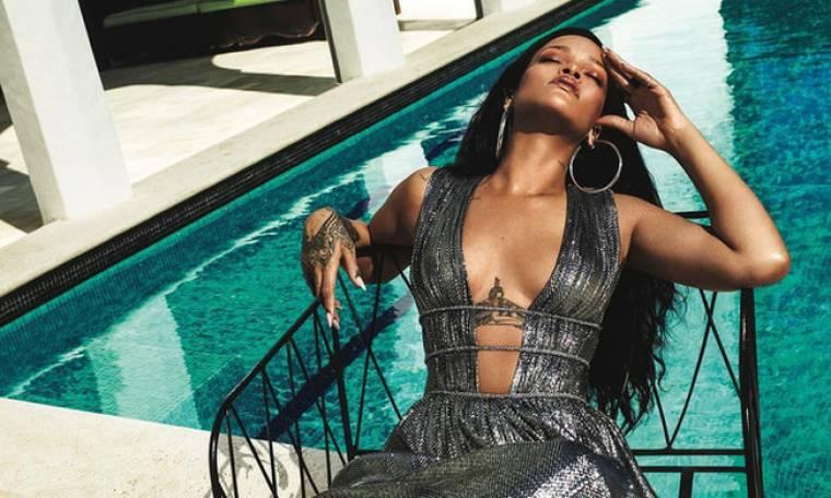 Η Rihanna μιλάει για πρώτη φορά τα κιλά και τις... ραγάδες της