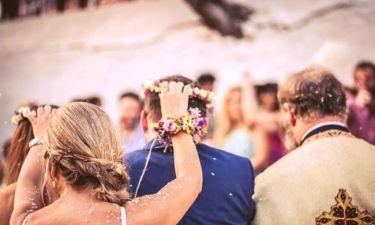 Ελληνίδα ηθοποιός προσποιήθηκε την… κουμπάρα για να μην αποκαλύψει τον γάμο της