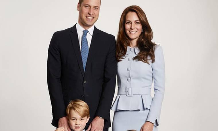 Το Παλάτι του Kensington δημοσίευσε τις πιο cute φωτό της Charlotte με τον νεογέννητο αδερφό της