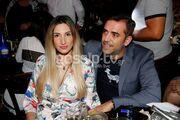 Στέφανος Κωνσταντινίδης: Στα μπουζούκια με την σύζυγό του