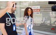 Eurovision 2018: Έτοιμη η Γιάννα Τερζή για την τελική της πρόβα!