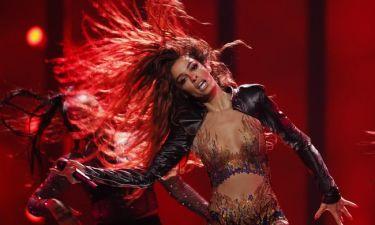 Eurovision 2018: Η εκρηκτική εμφάνιση της Φουρέιρα στην τελική πρόβα