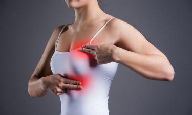 Πόνος στο μαστό: 10 απίθανες αιτίες μέσα από φωτογραφίες