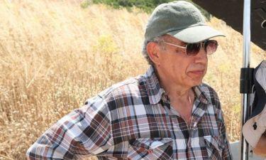 Νίκος Ζαπατίνας: Γυρίσματα για τη νέα του ταινία