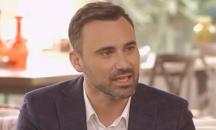 Γιώργος Καπουτζίδης: Η ανανέωση της συνεργασίας με τον ΣΚΑΪ και ο ρόλος-έκπληξη!