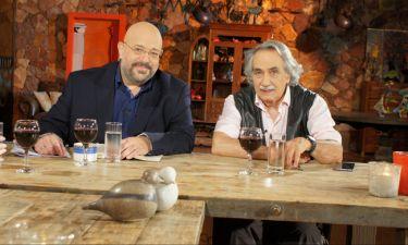 Ο Κώστας Αρζόγλου στην εκπομπή «Η ζωή είναι στιγμές»