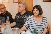 Βλαδίμηρος Κυριακίδης – Έφη Μουρίκη! Σπάνια δημόσια εμφάνιση για το ζευγάρι