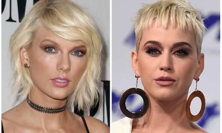 Katy Perry-Taylor Swift: Και πάλι… φίλες