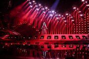 Eurovision 2018: Φωτιά στα κόκκινα η εμφάνιση της Λετονίας