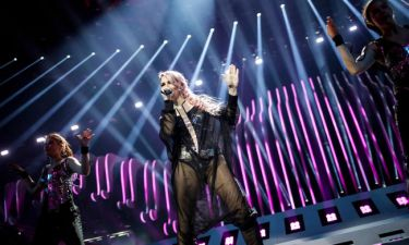 Eurovision 2018: Σλοβενία: Το ροζ μαλλί, η διαφάνεια και το σταμάτημα του τραγουδιού