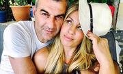 Γωγώ Μαστροκώστα: Αυτό είναι το μυστικό του γάμου της με τον Δέλλα