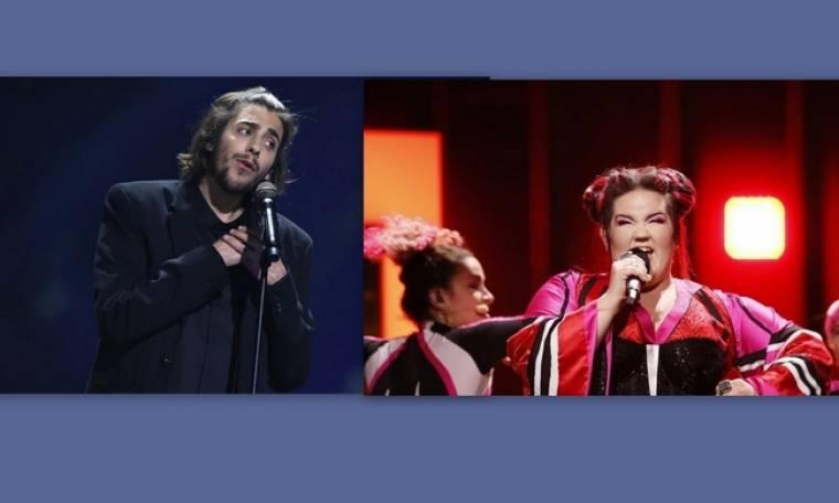 Eurovision 2018: Ο περσινός νικητής καρφώνει το φαβορί, το Ισραήλ και η Netta απαντά