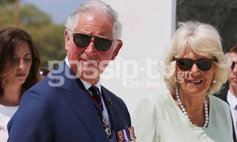 Πρίγκιπας Κάρολος-Camilla Parker Bowles: Φωτογραφικό υλικό από την επίσκεψή τους στην Ελλάδα