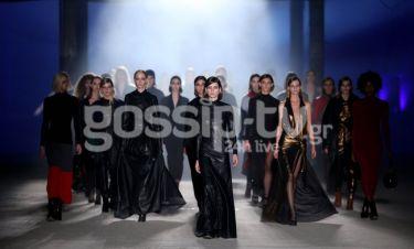 Λαμπερή επίδειξη μόδας από τον Στέλιο Κουδουνάρη
