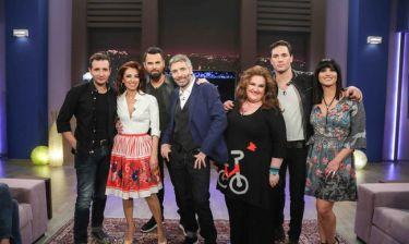 Celebrity Game Night: Οι αντίπαλοι celebrities και το γέλιο