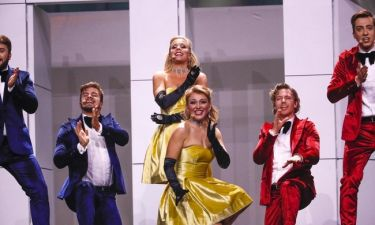 Eurovision 2018: Μολδαβία: Διασκεδαστικοί οι DoReDos με υπογραφή... Φωκά Ευαγγελινού