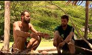 Survivor 2: Τσίλης σε Χάρο για Εύη: «Αν δεν συζητήσετε δεν πρόκειται να βγάλετε άκρη»