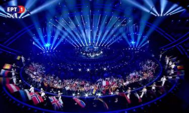 Eurovision 2018: Η λαμπερή έναρξη του μεγάλου τελικού!