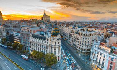 Η Μαδρίτη θα καταφέρει να σας μαγέψει μέσα σε ένα Σαββατοκύριακο